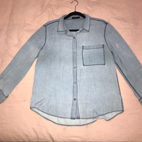 Talula Denim Shirt
